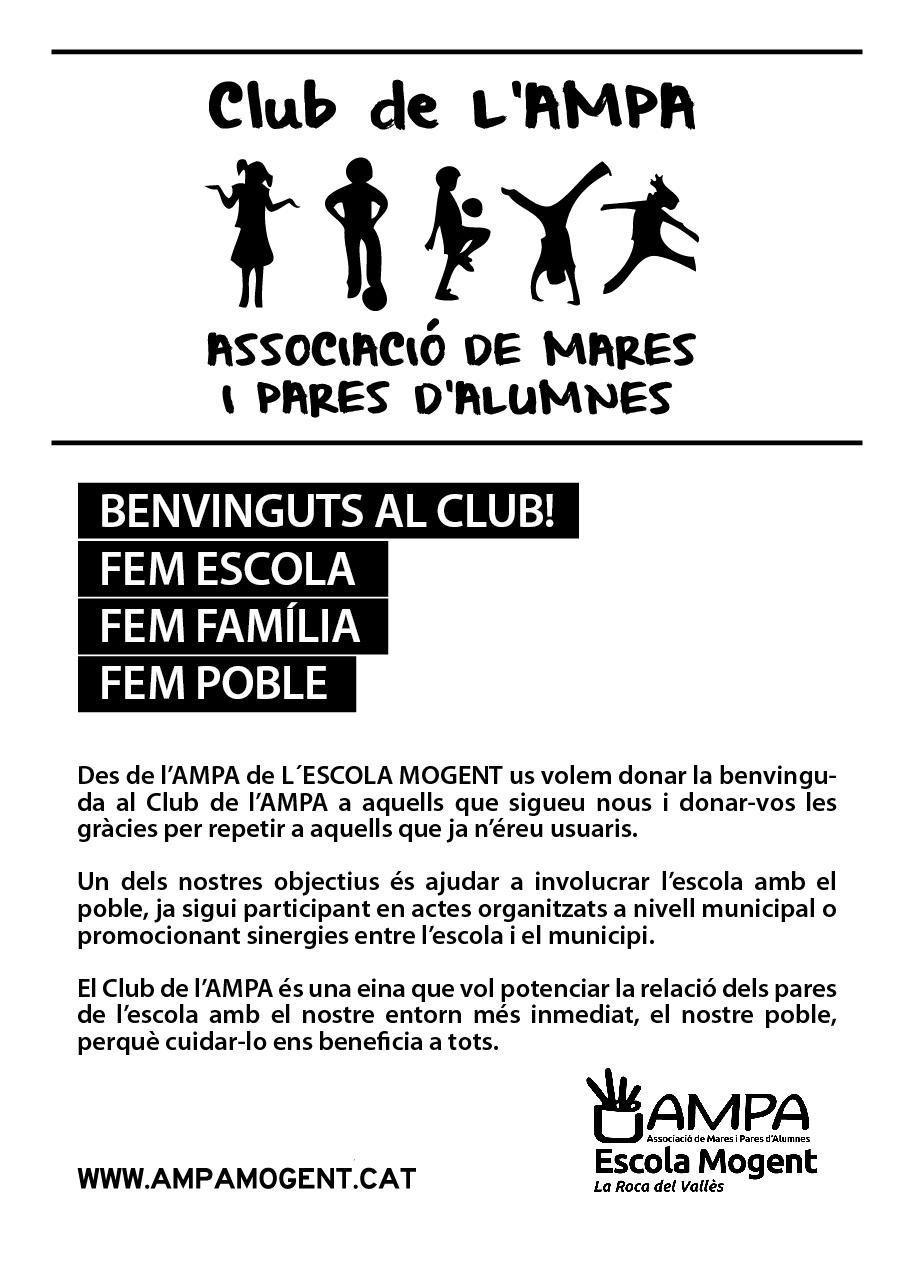 El club de l'AMPA